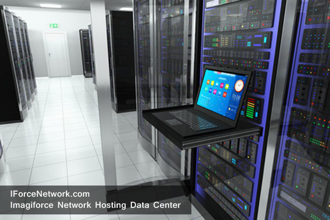 Imagiofrce Network Data Center